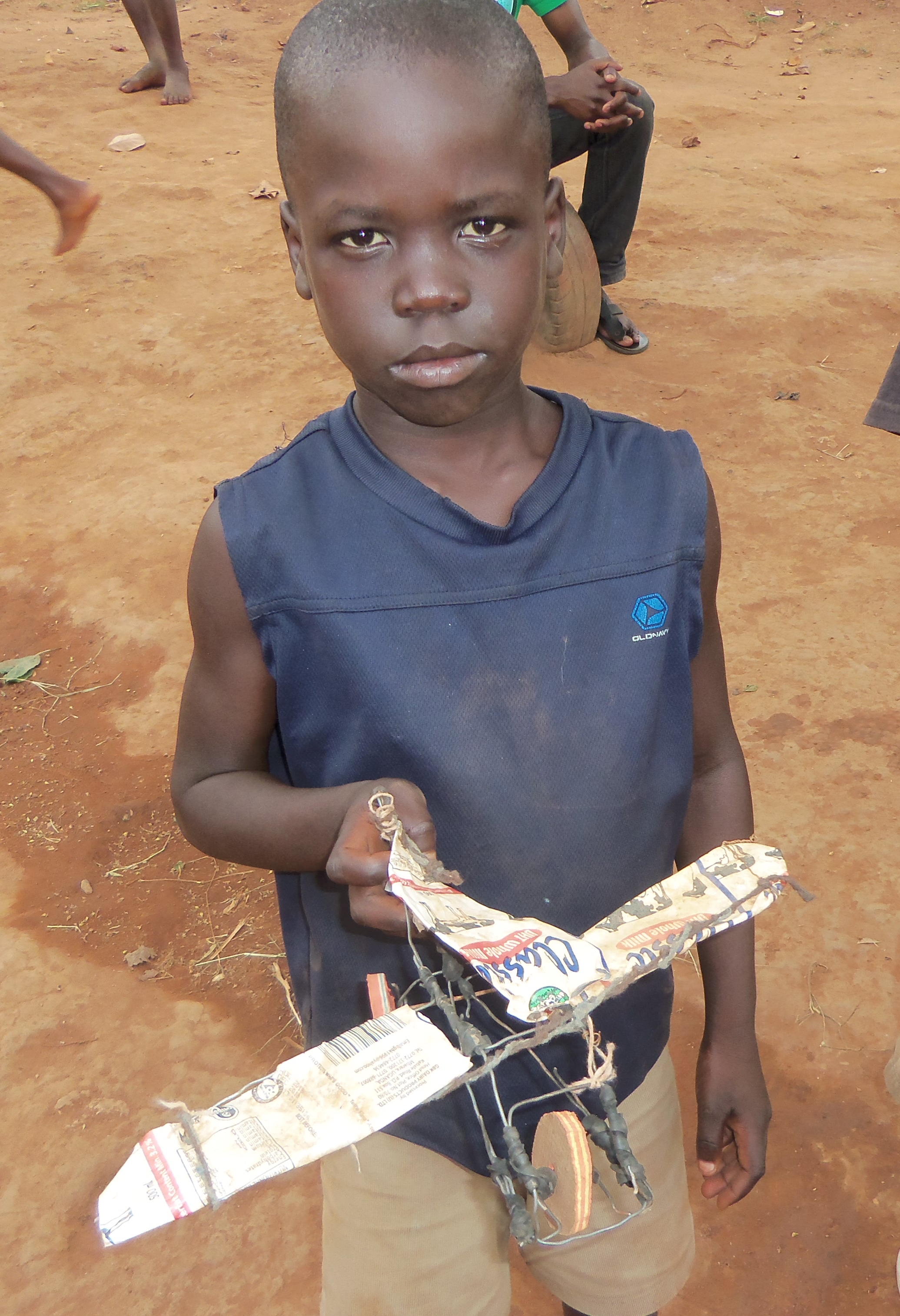 Cool Boy Toys 2013 : From uganda mosquitoes and toys trash agape adoptions
