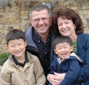 Oct '10 Family